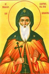 Sf.Dimitrie Basarabov